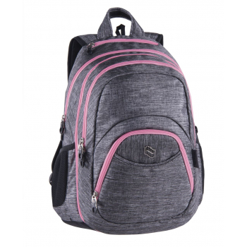 Рюкзак Pulse 2in1 Teens Pink - Gray Cationic