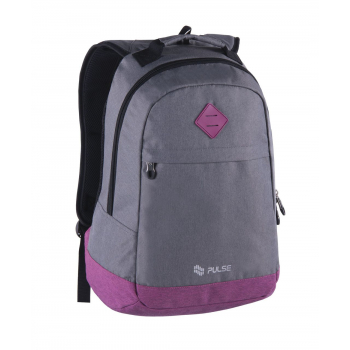 Рюкзак Pulse Bicolor Gray-Purple