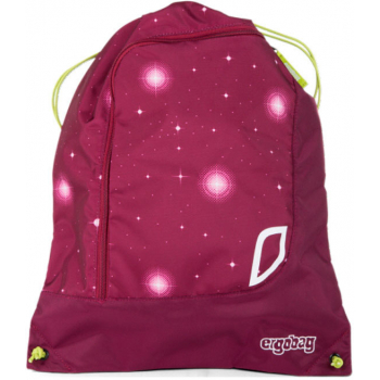 Мешок для обуви Ergobag Gym Bearly Tales Galaxy Glow